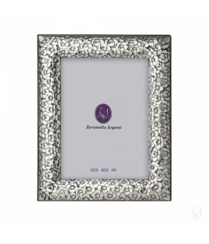 Рамка для фотографий серебро  10х15 см