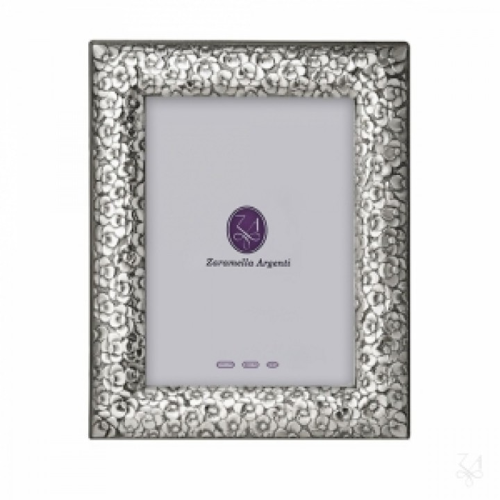 Серебряная рамка Zaramela Argenti  для фотографий   10х15 см