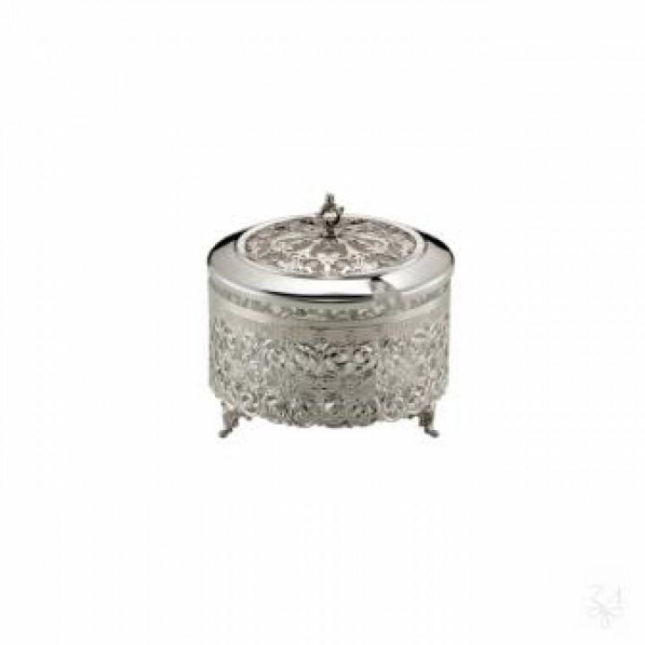 Серебряная чаша  Zaramella Argenti меда