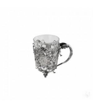 Серебряная ликерница Zaramella Argenti