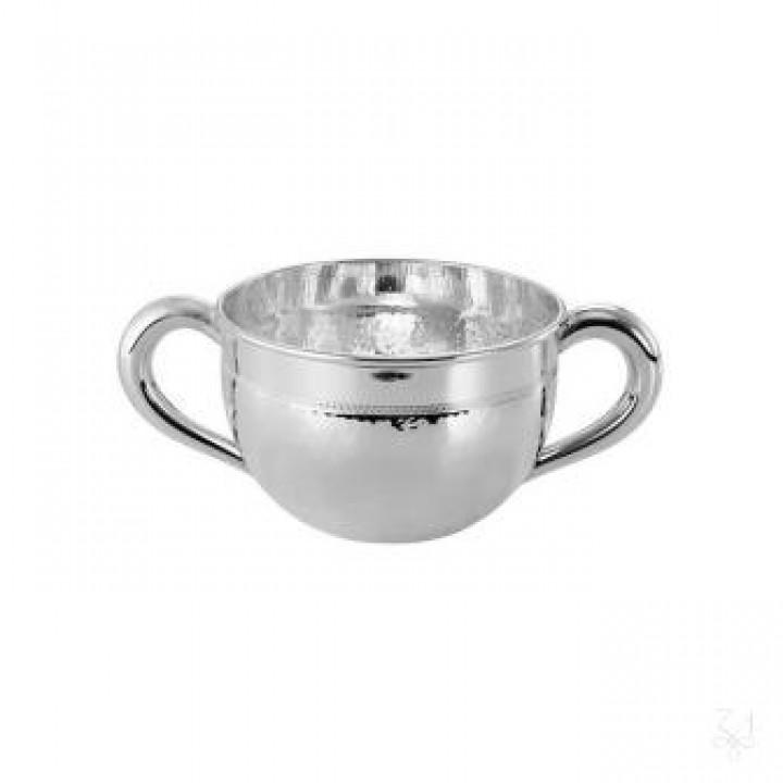 Серебряная супница Zaramella Argenti для детей