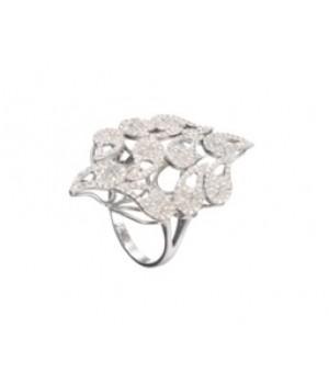 Золотое кольцо Jjewels Milano  пенслейский огурец